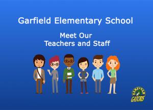 Meet Our Teachers and Staff