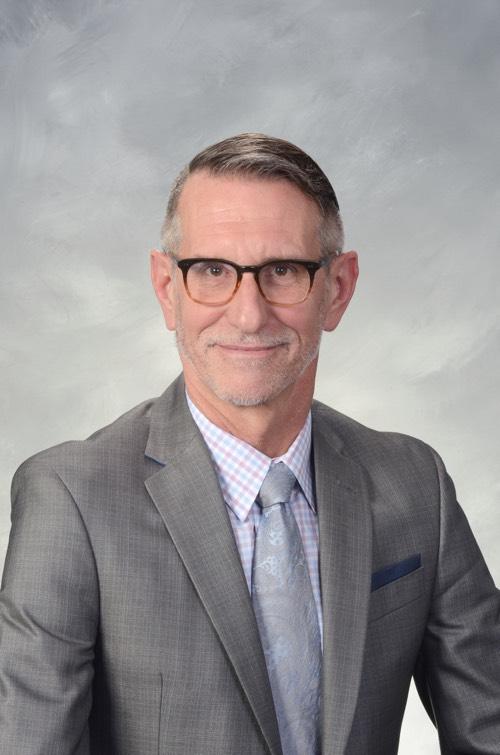 Trustee-At-Large Peter Oshinski