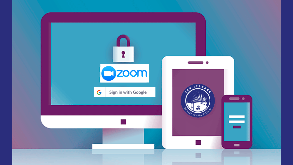 How to log in to secure Zoom rooms